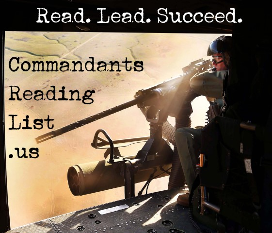 Read. Lead. Succeed. Commandants Reading List .US